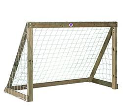 Plum Wooden Football Goal