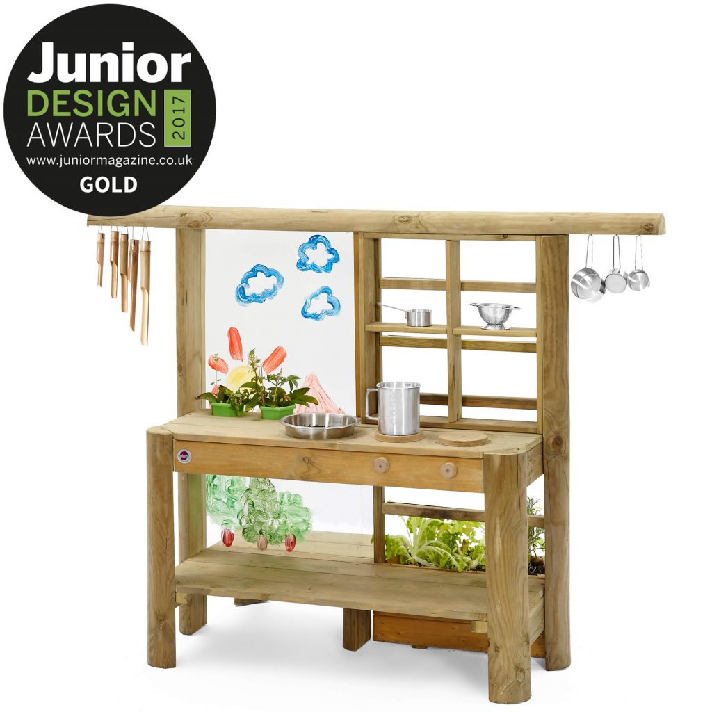 Plum Mud Pie Kitchen - Gold Junior Design Award 2017