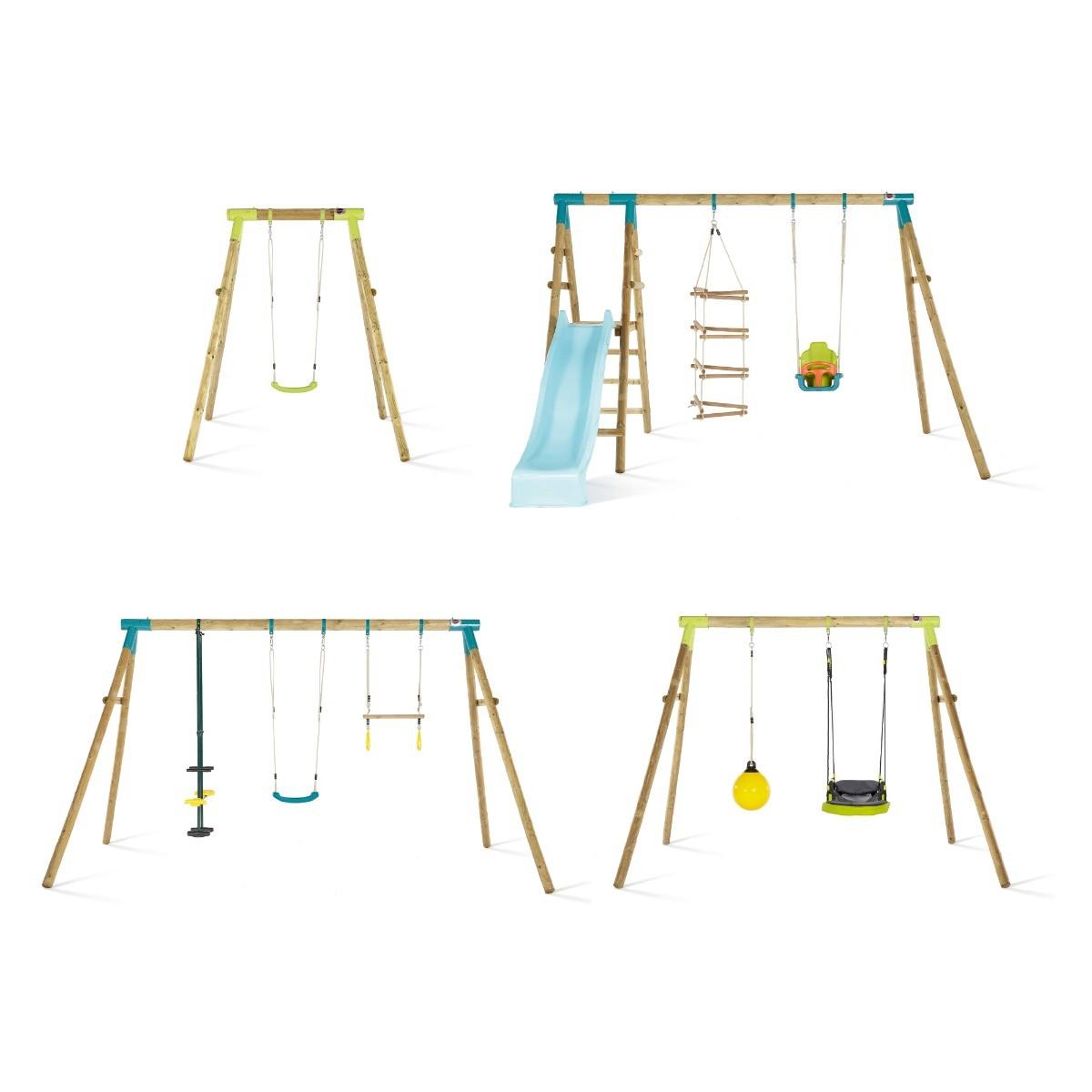Heavy Duty Swing Seat Swing Set Accessories Swing Seat Replacement BLUE AM