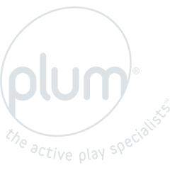 Enclosure Net for 7ft Junior Jumper Trampoline - Blue & Green