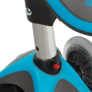 4-in-1 Plus adjustable saddle height
