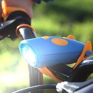 Globber Mini Hornit Light Functions