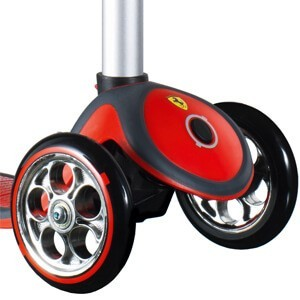 Primo Plus Ferrari Steering  Lock