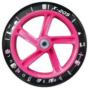 muuwmi 205 pink wheel bearings