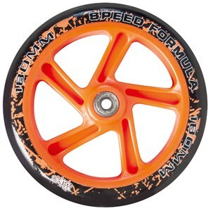 No Rules 180 Orange wheel bearings