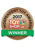 2017 Independent Toy Award - Bronze - Galileo Strollcycle