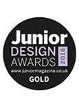 2016 Junior Design Awards - Gold - Latitude Trampoline