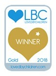 2018 Loved By Children - Gold - Discovery Mud Pie Kitchen
