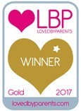 2017 LBP Award - Gold - Globber Evo 4-in-1 Plus Scooter