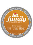 2017 Family Award - Bronze - Create Your Own Swing Set