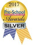 2017 Practical Pre-School Silver Award - Plum Discovery Create and Paint Easel