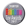 2017 Rainbow Awards - Champion - Plum Discovery Create and Paint Easel