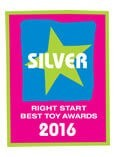 2016 Right Start Award - Silver - Wooden Growing Swing