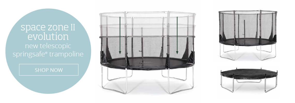 Plum Space Zone II Evolution Trampoline