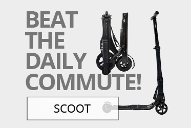 Plum City Compact Scooter