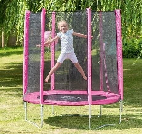 Accessorise your trampoline