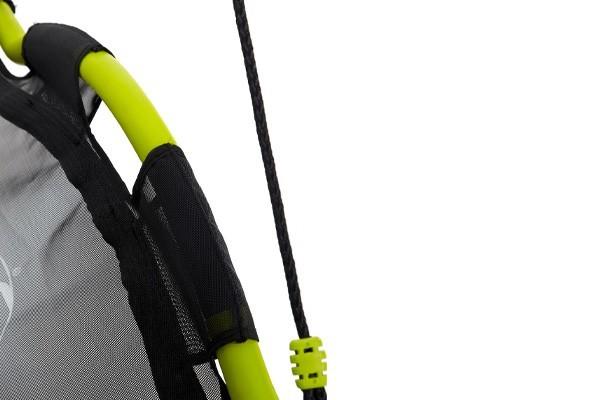 Durable padded handlebars