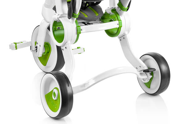 Galileo Strollcycle Footbrake