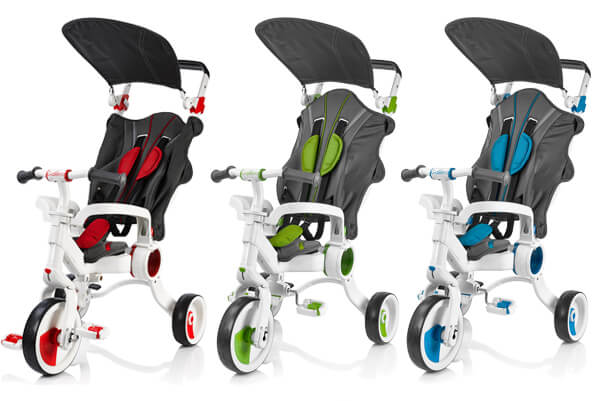 Galileo Strollcycle™ Choose Your Colour