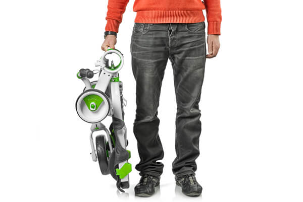 Galileo Strollcycle™ Complete Folding