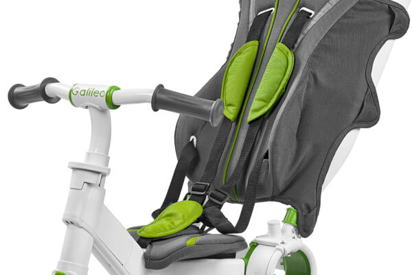 Galileo Strollcycle™ Seat Belts
