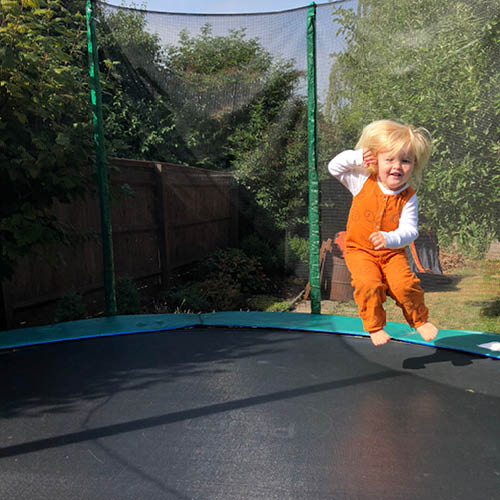 Plum Life at Play Fun Trampoline