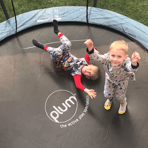 PLUM CREATE YOUR OWN TRAMPOLINE