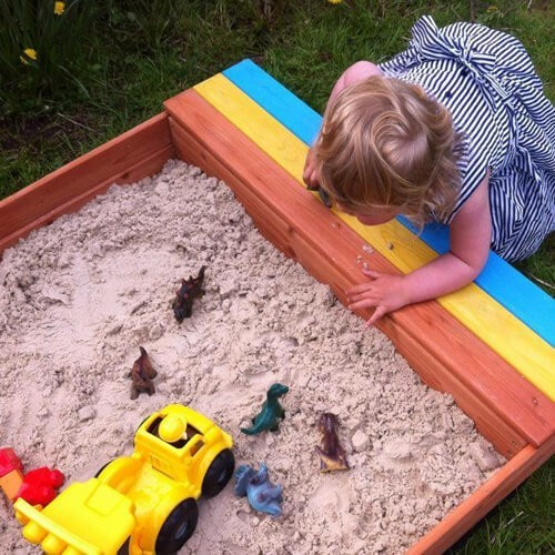 PLUM STORE-IT SANDPIT