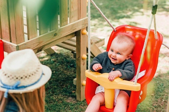 toddlers tower swing seat