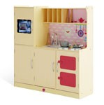 plum play cottage interactive role play kitchen